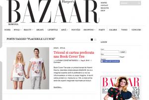 Harper's BAZAAR Romania, Summer 2012